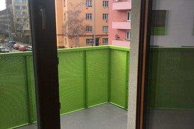 Byt 2+kk s balkónem a garážovým stáním P10 Strašnice, ul. Na Hroudě, Ev.č.: JH0014