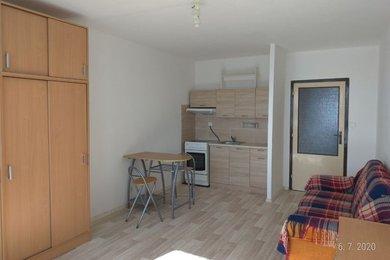 Pronájem, Byt 1+kk 29 m2 P8 Střížkov ul. Česákova, Ev.č.: AJM00958