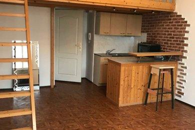 Pronájem bytu 1+kk Pernerova, Praha - Karlín, Ev.č.: LHA00007