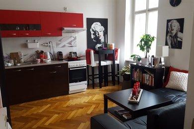 Pronájem bytu 1+1 Stroupežnického, Praha - Smíchov, Ev.č.: LHA00013
