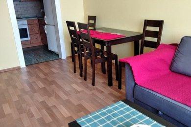 Pronájem zařízeného bytu 2+kk Nechvílova, Praha - Chodov, Ev.č.: LHA00030
