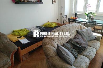 Pronájem 2+1, 56 m², 5. května ul., Praha 4 - Nusle, Ev.č.: BAB020