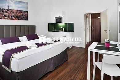 27MP007880 - 1+kk, 31m² - Praha - Vinohrady - Anglická, Ev.č.: 27MP007880