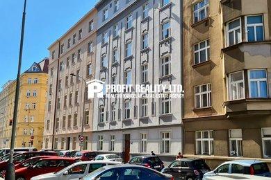 Prodej bytu 3+1 s jídelnou, Praha - Vinohrady, Ev.č.: 100415