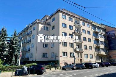 Pronájem bytu 2+1 s terasou, Praha, Podolí, Ev.č.: 100420