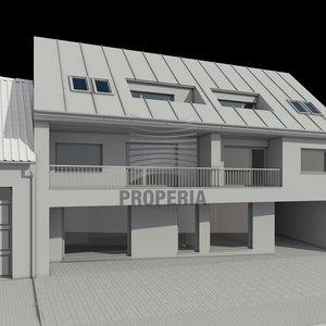 Prodej stavebního pozemku pro výstavbu bytového domu, Brno - Bosonohy, ul. Bosonožské náměstí, CP 1.235 m2