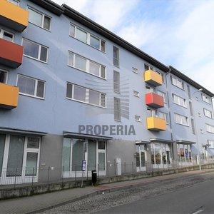 Pronájem novostavby bytu v OV 1+kk + předzahrádka, ul. Říčanská, Brno - Bystrc, CP bytu 38 m2 + 30 m2 předzahrádka, zimní zahrada, komora