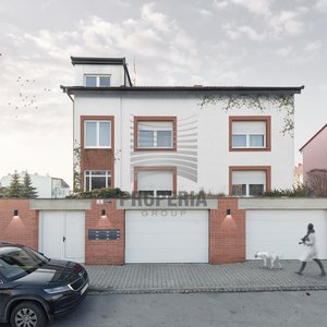 Prodej novostavby bytu 3+kk s velkou terasou o CP 140m2, Brno-Židenice, ul. Škrochova