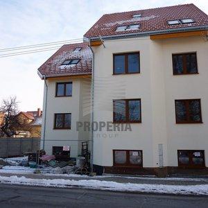 Prodej novostavby bytu OV 3+kk + balkon + parkovací stání, ul. Obilní, Brno - Chrlice, CP 68 m2, klimatizace.