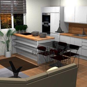 Prodej novostavby bytu OV 3+kk + balkon + parkovací stání, ul. Obilní, Brno - Chrlice, CP 75 m2, klimatizace.