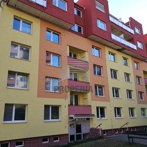 Prodej bytu v OV 2+1 + balkon, ul. Černého, Brno - Bystrc, CP 58 m2.