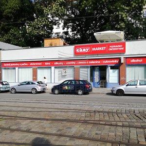 Pronájem obchodního prostoru s výlohami v centru Brna na ulici Nádražní, Brno-střed, CP 85 m2