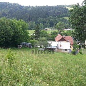 Prodej stavebního pozemku 4951m² - Březová nad Svitavou