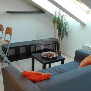 Pronájem bytu 1+kk, 27m² - Brno - Zábrdovice, ul. Stará