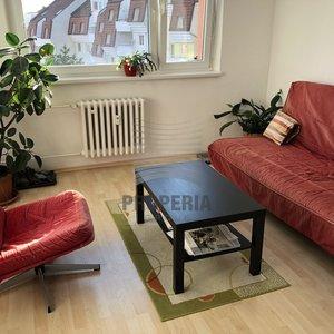 Prodej slunného bytu 2+1 v DV o CP 54m2, Brno-Řečkovice, ul. Renčova