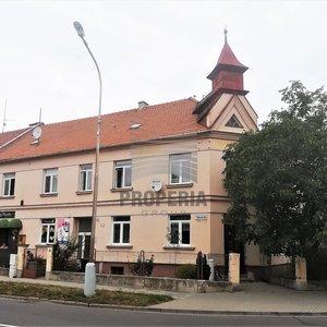 Činžovní dům  - Prostějov ul. Plumlovská