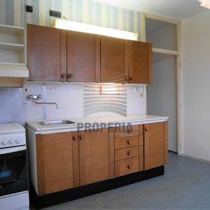 Prodej bytu v OV 1+1 + 2x lodžie, ul. Barvy, Brno - Lesná, CP 44 m2, dům po revitalizaci