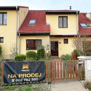 Prodej rodinného domu 5+kk se zahrádkou, Brno - Kníničky