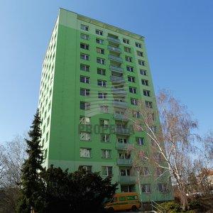 Prodej zrekonstruovaného bytu v OV 3+1 + lodžie, ul. Žitná, Brno - Řečkovice, CP 67 m2, dům po revitalizaci, krásný výhled