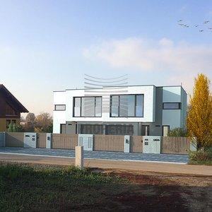 Prodej zděné novostavby RD 5+kk s garáží, obec Pravlov, Brno-venkov, CP 1.575 m2