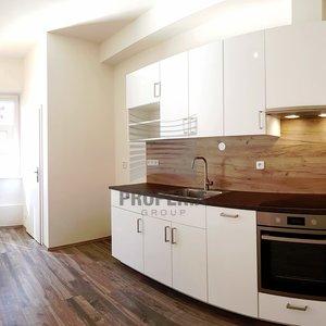 Prodej bytu 2+1 po rekontrukci, žádaná lokalita Brno-Ponava, ul. Staňkova