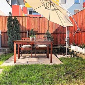 Prodej novostavby bytu v OV 1+kk + předzahrádka, ul. Říčanská, Brno - Bystrc, CP bytu 48 m2 + 30 m2 předzahrádka, zimní zahrada, komora