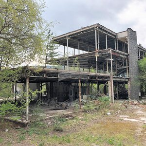 Prodej pozůstatků bývalého rekreačního areálu a jeho pozemků u přehrady Pozlovice (Luhačovice), okr. Zlín, CP 9.657 m2.