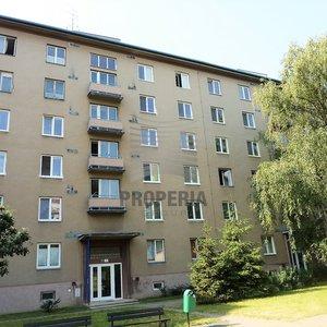 Prodej cihlového bytu v OV 2+1, ul. Trýbova, Brno - střed, CP 55 m2, 1. NP / 6.