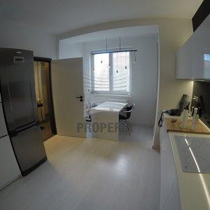 Pronájem bytu 3+1 o CP 80m² se zahradou,Brno - Židenice, ul. Závodského