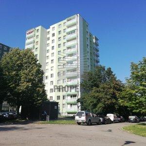 Pronájem kompletně zařízeného bytu 2+kk Brno - Vinohrady