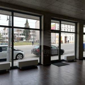 Pronájem zcela nového prostoru pro menší restauraci, provozovnu studené kuchyně, kavárnu, čajovnu.....