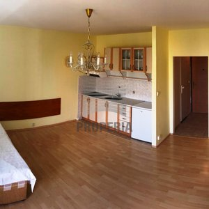 Prodej bytu 1+kk s balkónem, 35m² - Brno- Bohunice, ulice Okrouhlá