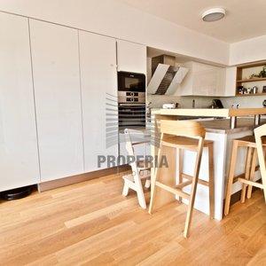 Prodej nadstandardního bytu 3+kk o CP 118m2 s terasou, ul. Minská, Brno - Žabovřesky