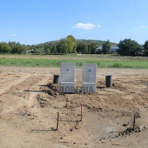 Prodej rovinatého stavebního pozemku v obci Želešice, okr. Brno-venkov, CP 922 m2, kompletní inženýrské sítě