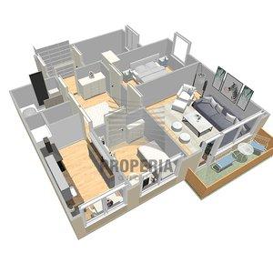 Prodej, Byty 4+1 v OV, CP 82m² - Brno - Židenice
