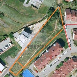 Prodej stavebního pozemku na rodinný dům v Brně-Králově Poli, lokalita Kociánka