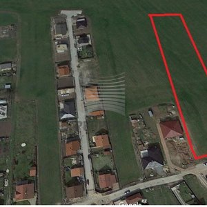 Prodej stavebního pozemku na rodinné domy v Čebíně, okr. Brno-venkov