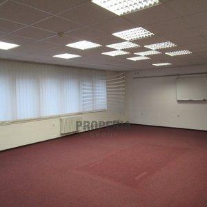 Pronájem kanceláří v Brně-Pisárkách