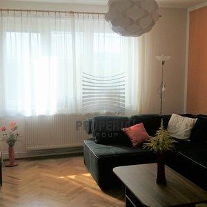 Prodej zrekonstruovaného bytu v OV 2+1, 73,2 m2, Ivanovice na Hané, okr. Vyškov