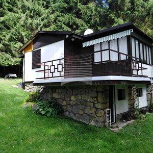 Prodej chaty o CP 44m2, pozemek 398m2, Seč u Lipové, okres Prostějov,