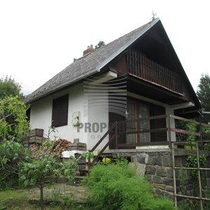 Prodej rekreační zděné chaty 69 m2 se zahradou 2072 m2, Brno - Žabovřesky