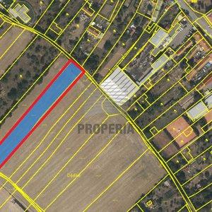 Prodej investičního pozemku 3 819 m² - Vyškov - Dědice