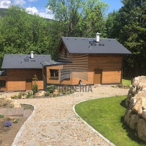 Prodej luxusní chaty, CP 191,5m2, Steinhaus am Semmering