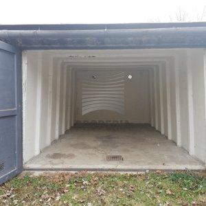 Prodej garáže na vlastním pozemku 19 m2 Brno - Obřany