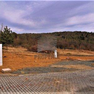 Prodej, stavební zasíťované pozemky 623m² - Brno-Soběšice, různé plochy