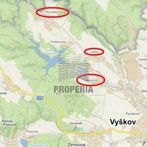 Prodej zemědělské půdy, 18 298 m² - Vyškov