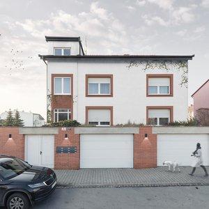 Prodej novostavby bytu 3+kk o CP 62m2, Brno-Židenice, ul. Škrochova