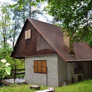 Prodej chaty 65 m2 s terasou a sklepem, Brno - venkov, Moravany