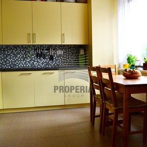 Prodej krásného bytu 1+1/2+1 v OV o CP 45 m2, Brno - venkov, Rosice, ul. Kaštanová