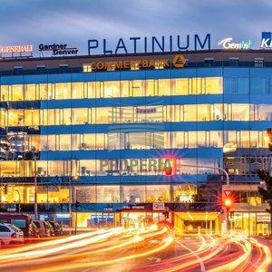 Pronájem kanceláří v budově Platinium o CP 198m2, ul. Veveří,  Brno - město